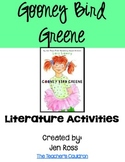 Gooney Bird Greene Literature Activities