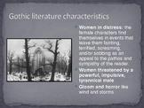 Gothic Background PowerPoint