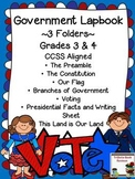 Government Lapbook ~ Grades 3 & 4