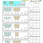 Grade 1 Addition Sample Worksheet: Making Math Visual