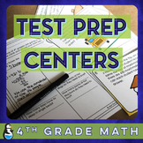 Grade 4 Math Test Prep Centers