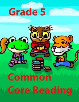 Grade 5 Common Core Reading: Three Readings About Working Dogs