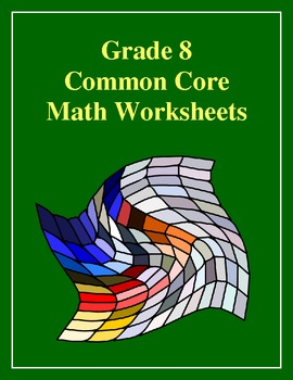 Grade 8 Common Core Math Worksheets: Functions 8.F 2