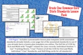 Grade One Common Core Lesson Pack