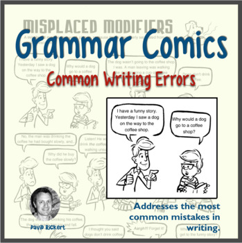 Sentence Problems (Common Writing Errors): Grammar Comics
