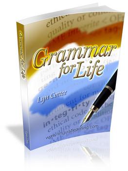 Grammar For Life Paperback