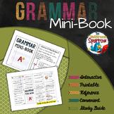 Grammar Guide Mini-Book (foldable, printable, fun-filled r