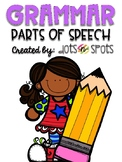 Grammar-Parts of Speech