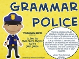 Grammar Police: Troublesome Words