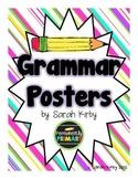 Grammar Poster Pack