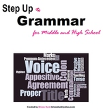 Grammar Quizzes (High School) - just like the STAR exam!