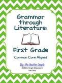 Grammar Through Literature: First Grade