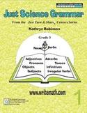 Daily Grammar & Punctuation Practice - 3rd Grade Worksheet