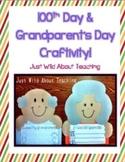 Grandparents Day Craftivity