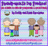 Grandparent's Day Goodies! {5 activities to celebrate gran