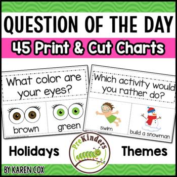 Graph Kit: Printable Graphs for Pre-K, K