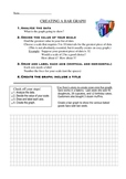 Graph Skills - Lesson Packet for Picture / Bar / Line / Ci