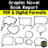 Graphic Novel Book Report