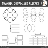 Graphic Organizers {Clipart Collection}