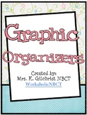 Graphic Organizers Pack for Any Book