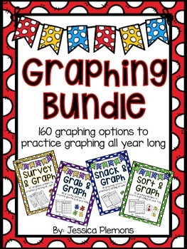 Graphing All Year MEGA Bundle