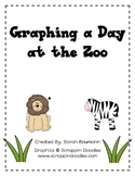 Graphing a Day at the Zoo- 2nd Grade Common Core Math