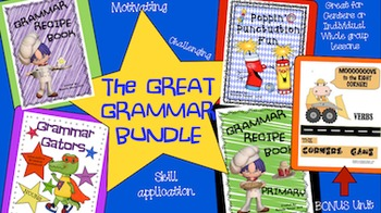 Great Grammar Bundle