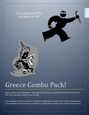 Greece Combo Pack: Percy Jackson Activities (4) & The Last