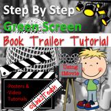Green Screen Book Trailer Packet Using iMovie