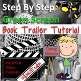 Green Screen Book Trailer Packet Using iMovie