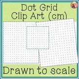 Grid Dot Clipart cm