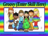 Groovy Kids PowerPoint Game Template