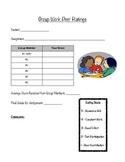 Group Work Peer Rating (rubric)