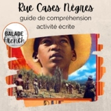 Guide de comprehension: Rue cases negres (Classroom Guide)