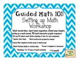 Guided Math 101: Setting up Math Workshop