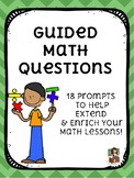 Guided Math Questions
