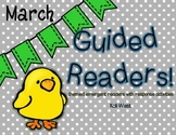 Guided Readers : March