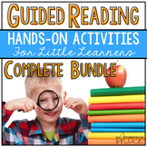 Guided Reading Activities - GROWING BUNDLE