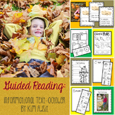 Guided Reading - Informational Text - October by Kim Adsit