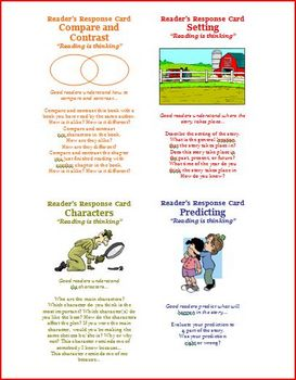 Guided Reading Activity Strategy Cards