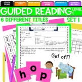 Guided Reading: Level C