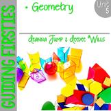 Guiding Firsties: Math Workshop Unit 5