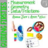 Guiding Firsties: Math Workshop Unit 8