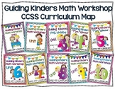 Guiding Kinders: Math  Free Lesson Plan and Curriculum Map