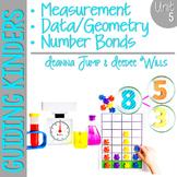 Guiding Kinders:  Math Workshop Unit 5 { Common Core Aligned }