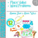 Guiding Kinders:  Math Workshop Unit 7 { Common Core Aligned }