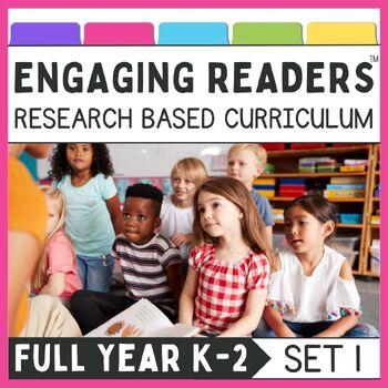 Guiding Readers: YEAR LONG BUNDLE NO PREP ELA Units for K-1
