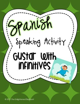 Gustar Spanish Speaking Activity