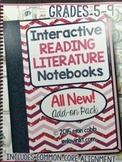 HARD COPY UPGRADE Interactive Reading Literature Notebooks