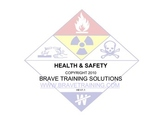 HAZMAT TECHNICIAN HEALTH AND SAFETY